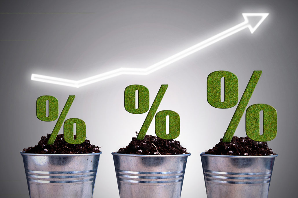 Get Ready for a Big, Fast Rise in Interest Rates